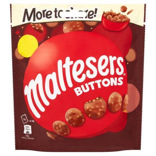 Maltesers Buttons Chocolate  189g (UK)